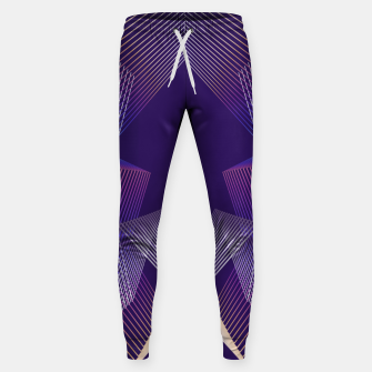 Geometric pattern Sweatpants thumbnail image