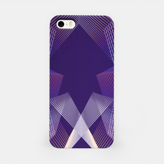 Geometric pattern iPhone Case thumbnail image