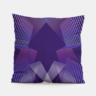 Geometric pattern Pillow thumbnail image