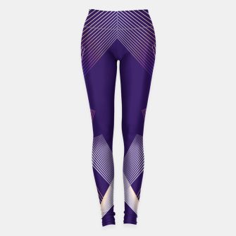 Geometric pattern Leggings thumbnail image