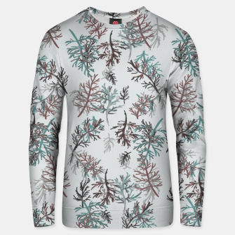 Thumbnail image of Thuja Leaves Unisex sweater, Live Heroes