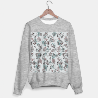 Thuja Leaves Sweater regular thumbnail image