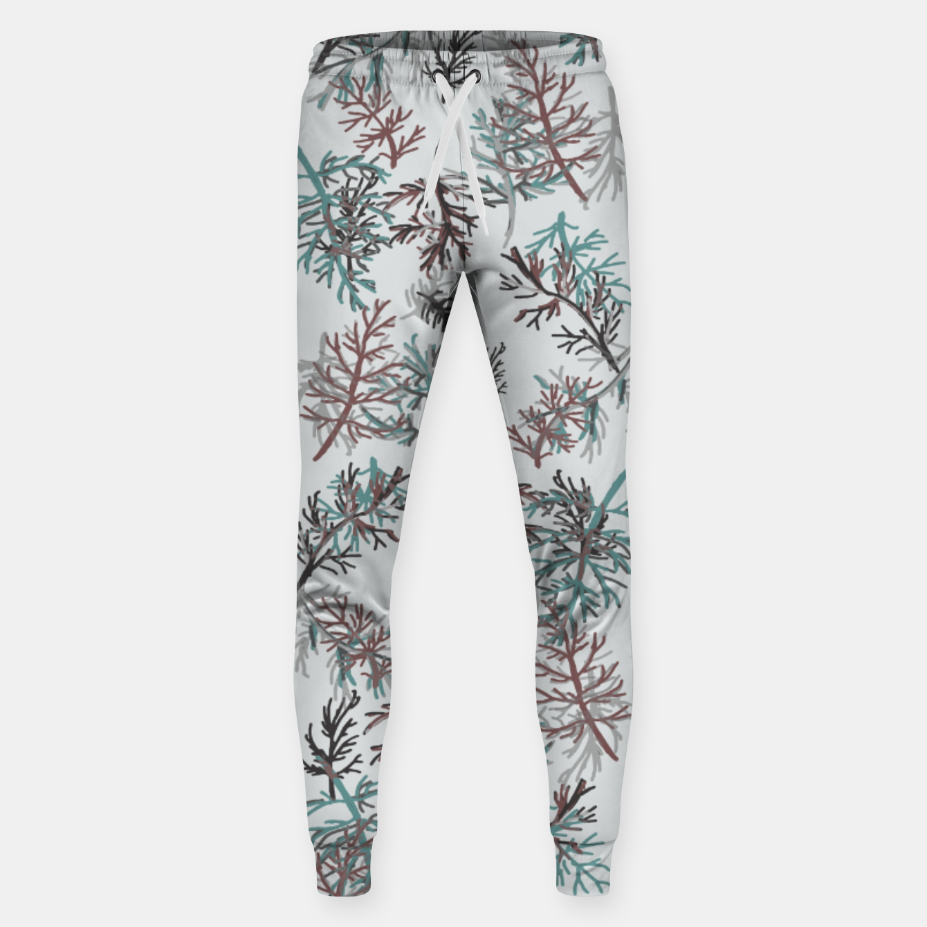 Image of Thuja Leaves Sweatpants - Live Heroes