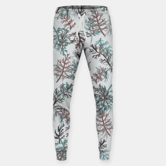 Thumbnail image of Thuja Leaves Sweatpants, Live Heroes