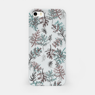 Thuja Leaves iPhone Case thumbnail image