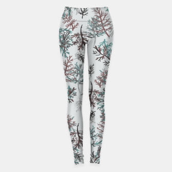 Thumbnail image of Thuja Leaves Leggings, Live Heroes