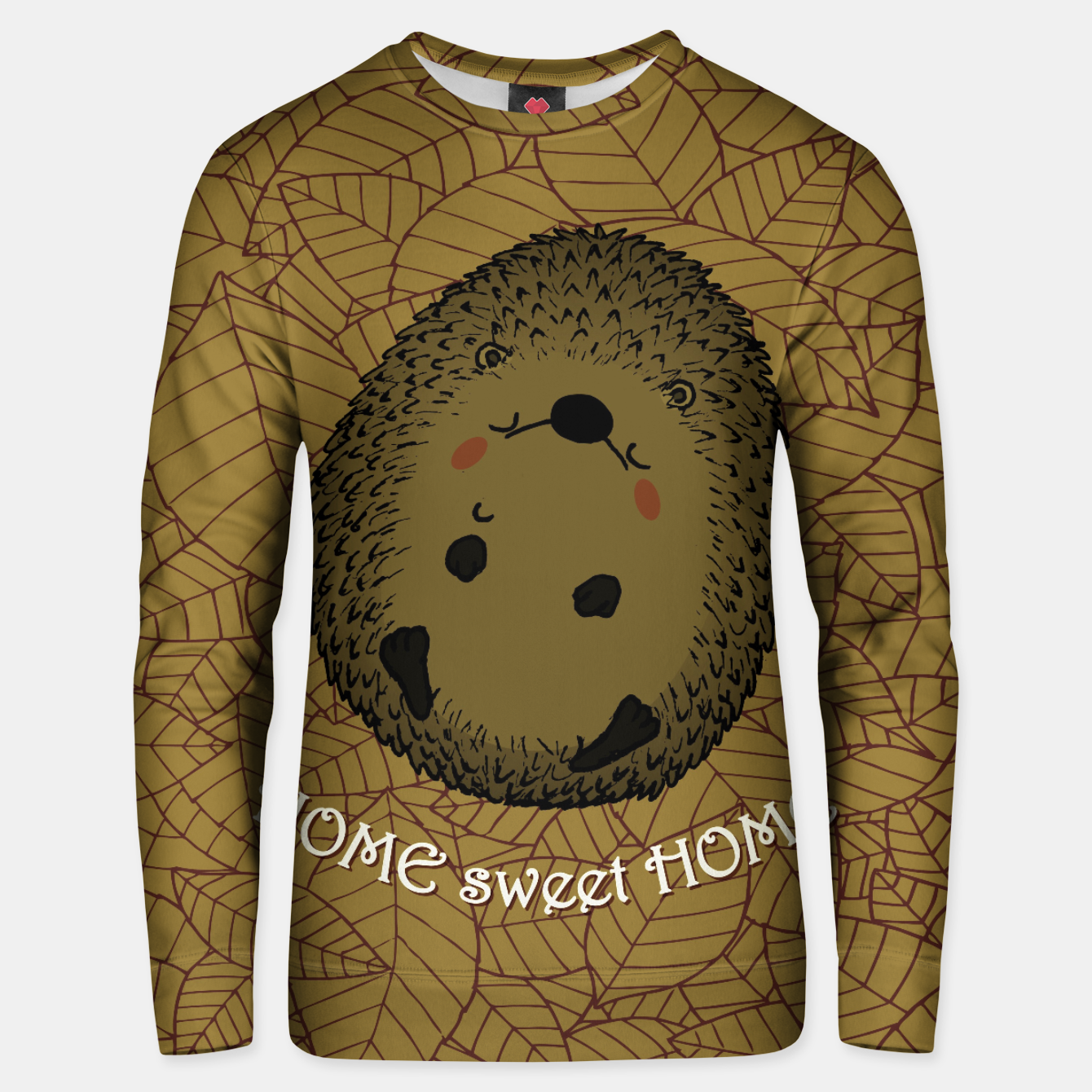 Image of HOME SWEET HOME Unisex sweater - Live Heroes