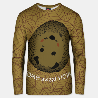 Thumbnail image of HOME SWEET HOME Unisex sweater, Live Heroes