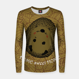HOME SWEET HOME Women sweater thumbnail image