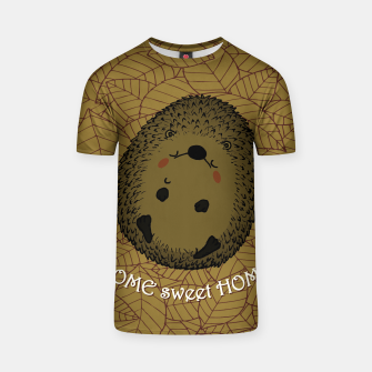 Thumbnail image of HOME SWEET HOME T-shirt, Live Heroes