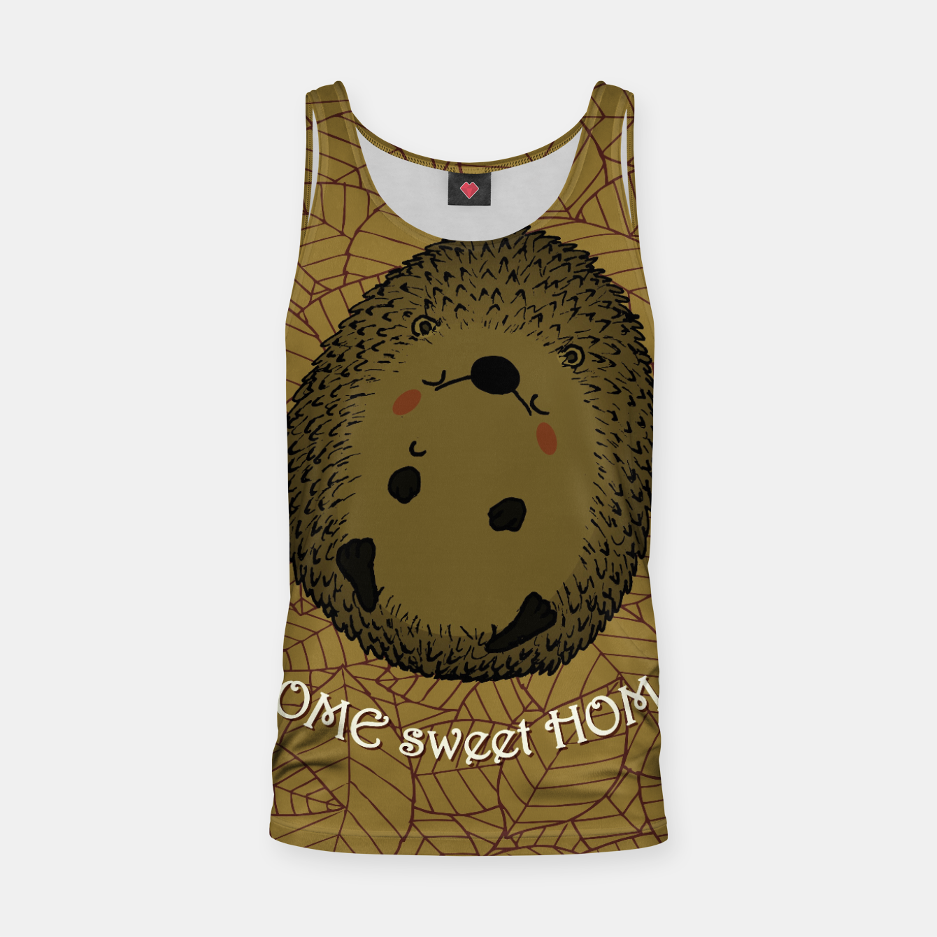 Image of HOME SWEET HOME Tank Top - Live Heroes