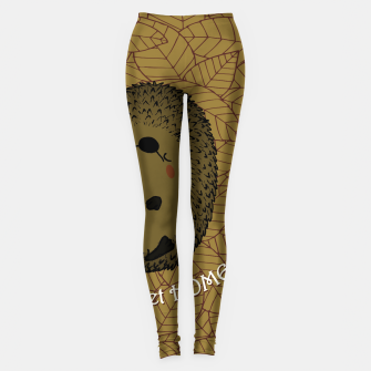 HOME SWEET HOME Leggings thumbnail image