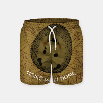 HOME SWEET HOME Swim Shorts thumbnail image