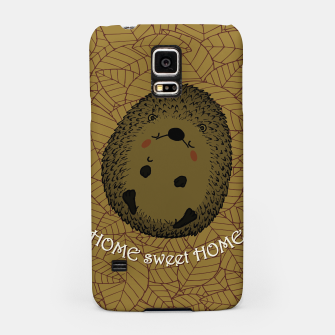 Thumbnail image of HOME SWEET HOME Samsung Case, Live Heroes