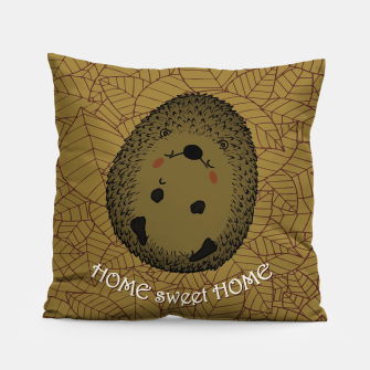 HOME SWEET HOME Pillow thumbnail image