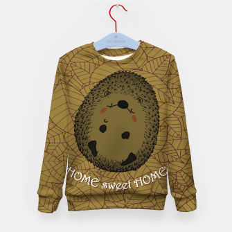 HOME SWEET HOME Kid's sweater thumbnail image