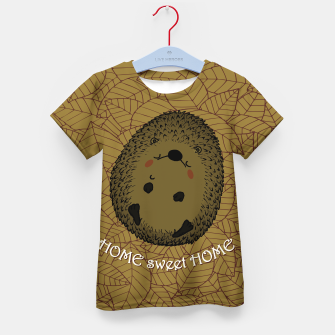 HOME SWEET HOME Kid's t-shirt thumbnail image
