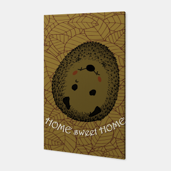 HOME SWEET HOME Canvas thumbnail image