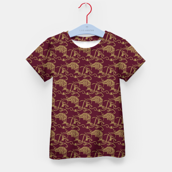 Chinese fish Kid's t-shirt thumbnail image