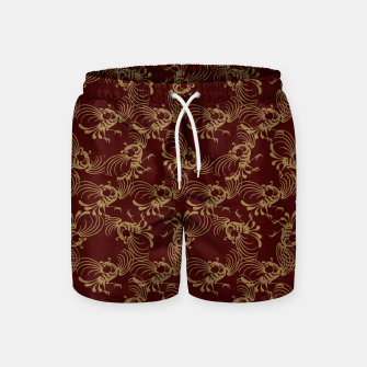Chinese phoenix Swim Shorts thumbnail image