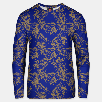 Chinese dragon and tiger Unisex sweater thumbnail image