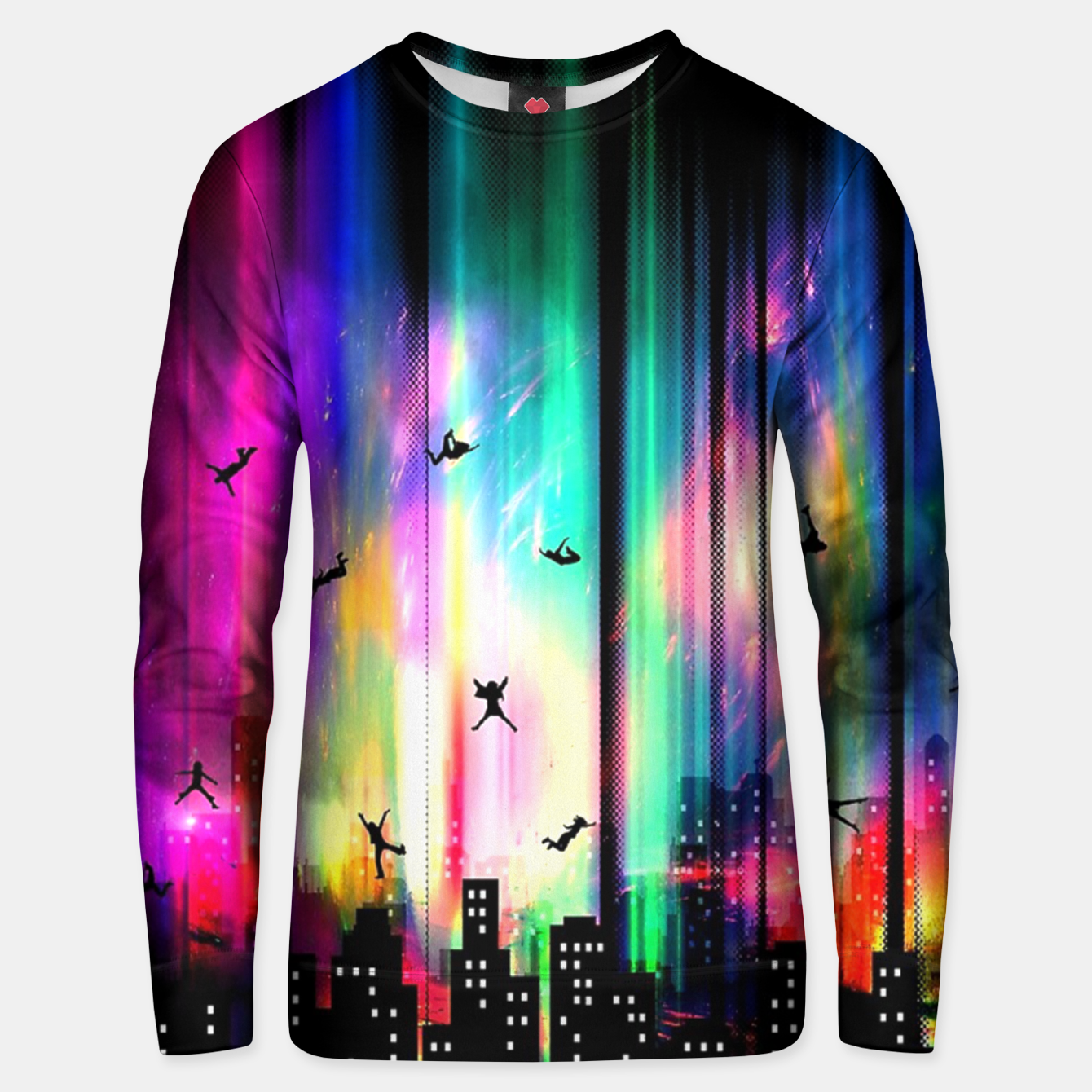 Image of Without Gravity Unisex sweater - Live Heroes