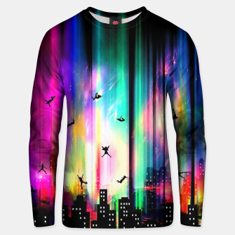Thumbnail image of Without Gravity Unisex sweater, Live Heroes