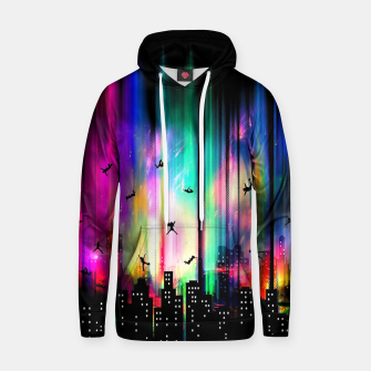 Thumbnail image of Without Gravity Hoodie, Live Heroes