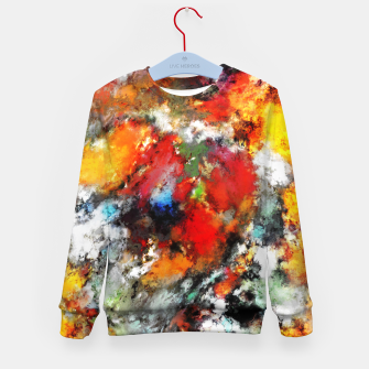 Thumbnail image of Devastator Kid's sweater, Live Heroes