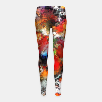 Thumbnail image of Devastator Girl's leggings, Live Heroes