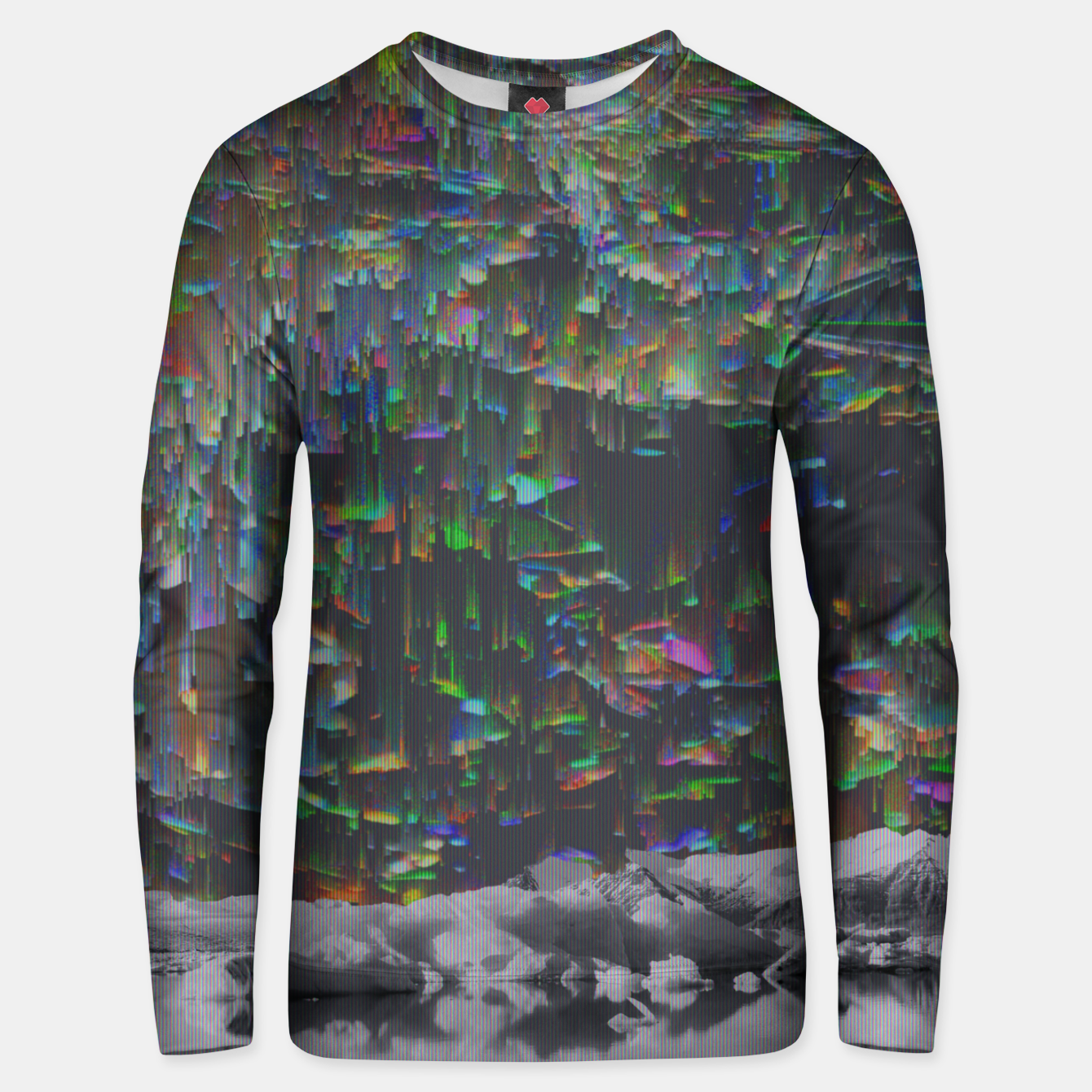 Image of 063 Unisex sweater - Live Heroes