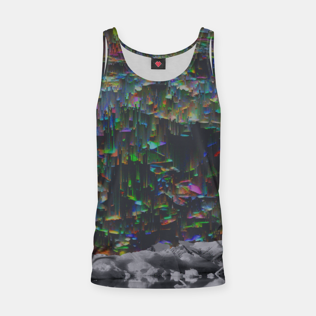 Image of 063 Tank Top - Live Heroes