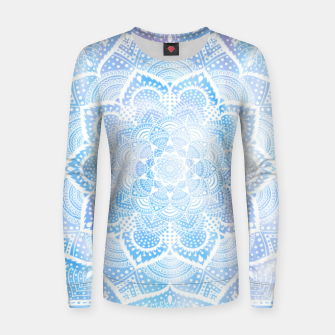Thumbnail image of Mandala sky Women sweater, Live Heroes