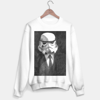 Thumbnail image of stormtrooper Sweater regular, Live Heroes