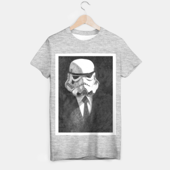 Thumbnail image of stormtrooper T-shirt regular, Live Heroes