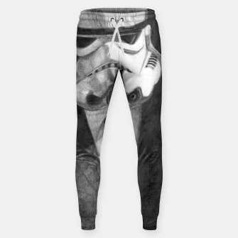 Thumbnail image of stormtrooper Sweatpants, Live Heroes