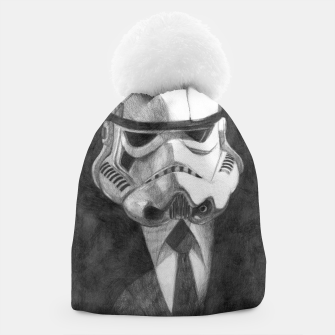 Thumbnail image of stormtrooper Beanie, Live Heroes