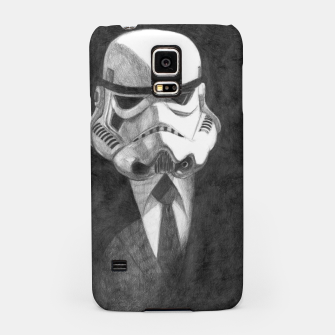 Thumbnail image of stormtrooper Samsung Case, Live Heroes