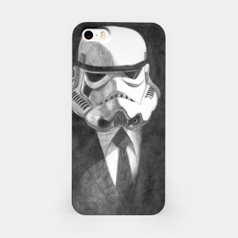 Miniatur stormtrooper iPhone Case, Live Heroes