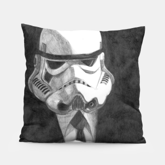 Thumbnail image of stormtrooper Pillow, Live Heroes