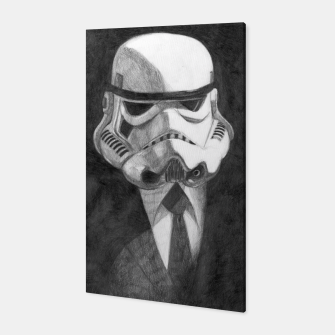 Thumbnail image of stormtrooper Canvas, Live Heroes