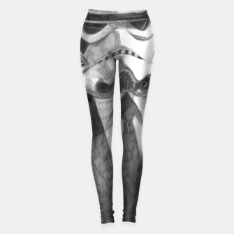 Thumbnail image of stormtrooper Leggings, Live Heroes