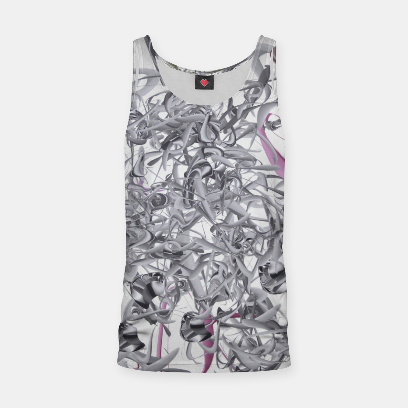 Image of fkow Tank Top - Live Heroes
