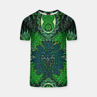 Jungle heart T-shirt thumbnail image