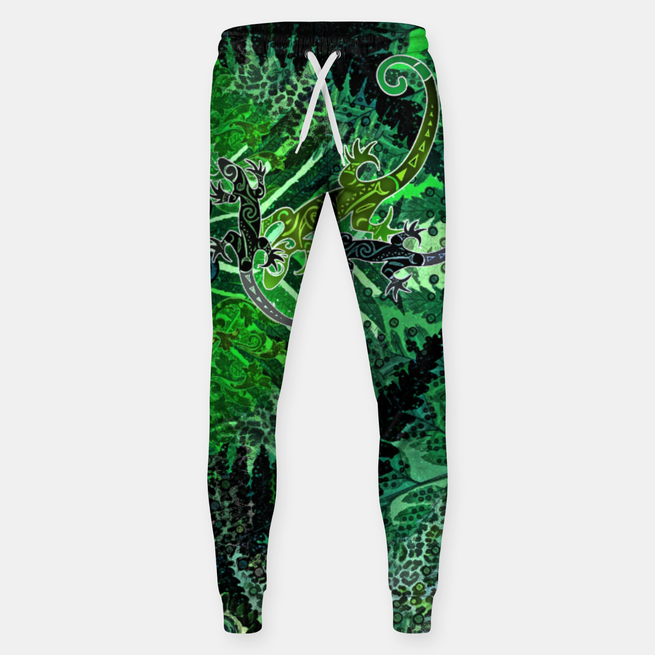 Image of Jungle heart Sweatpants - Live Heroes