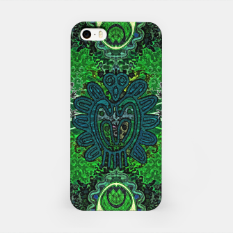 Jungle heart iPhone Case thumbnail image