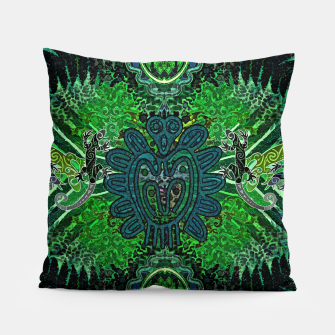 Jungle heart Pillow thumbnail image