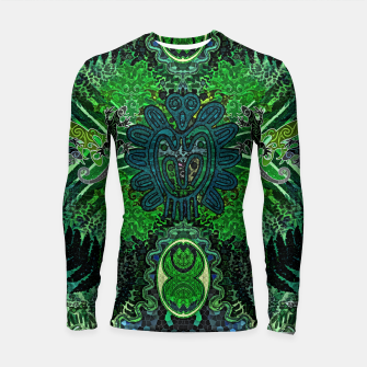 Jungle heart Longsleeve rashguard  thumbnail image