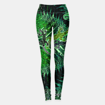Jungle heart Leggings thumbnail image