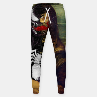 Thumbnail image of Mona Lisa Venom Sweatpants, Live Heroes